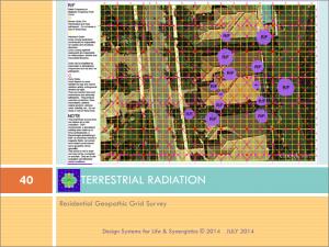 EMF Geopathic Grid Survay Slide