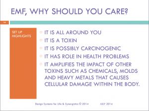 EMF Why Should You Care Slide