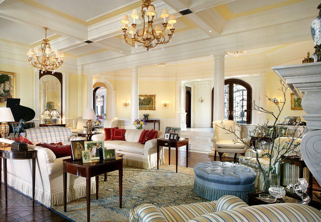 Great Room Interior Design Colts Neck NJ