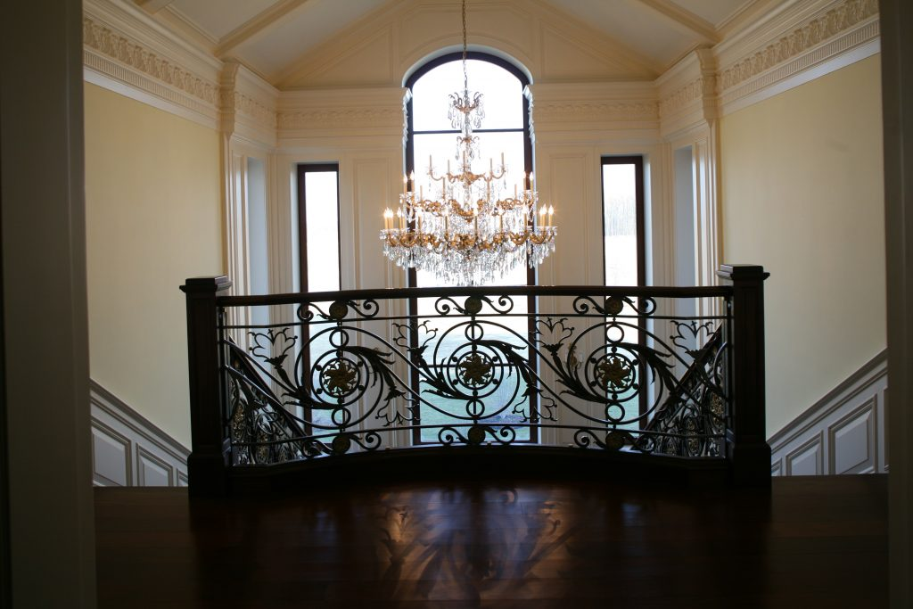Staircase Chandelier Colts Neck