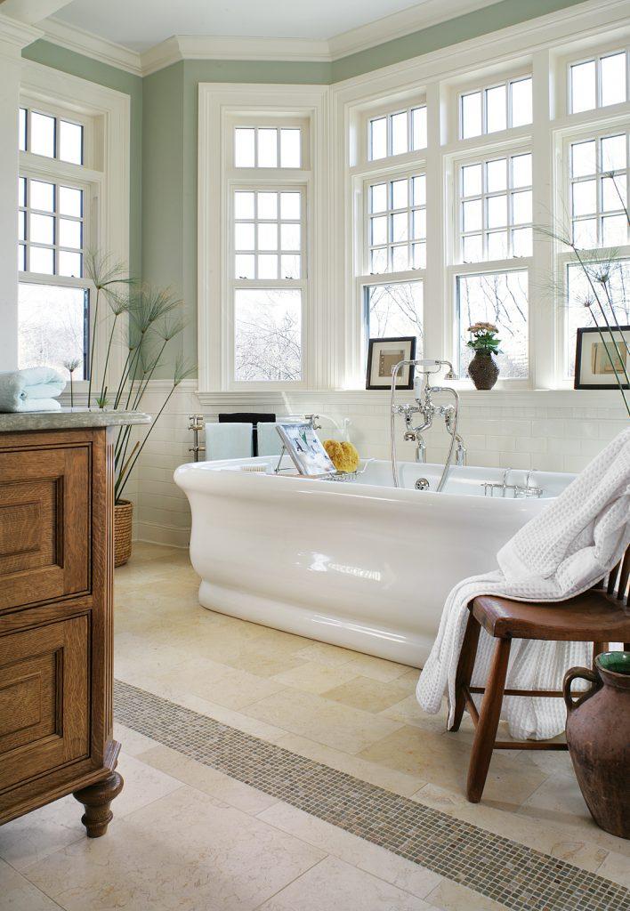 Master Bath Design Morristown NJ
