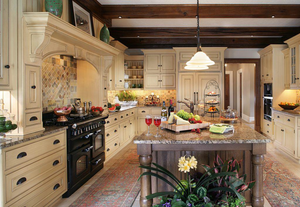 Center Island Kitchen Design Morristown NJ
