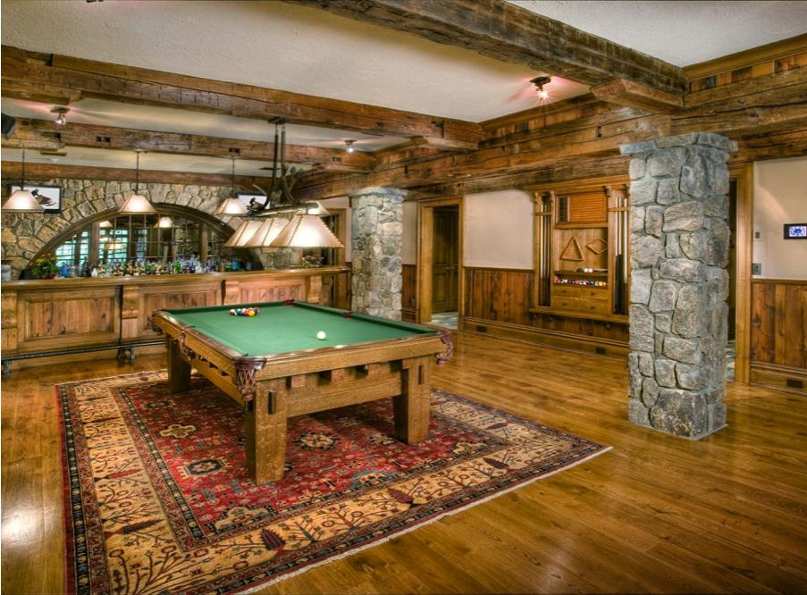 Game Room Design Morristown NJ