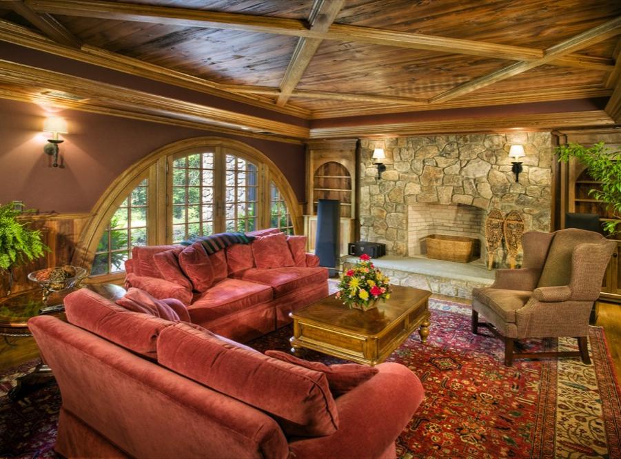 Custom House Interior Design Morristown NJ