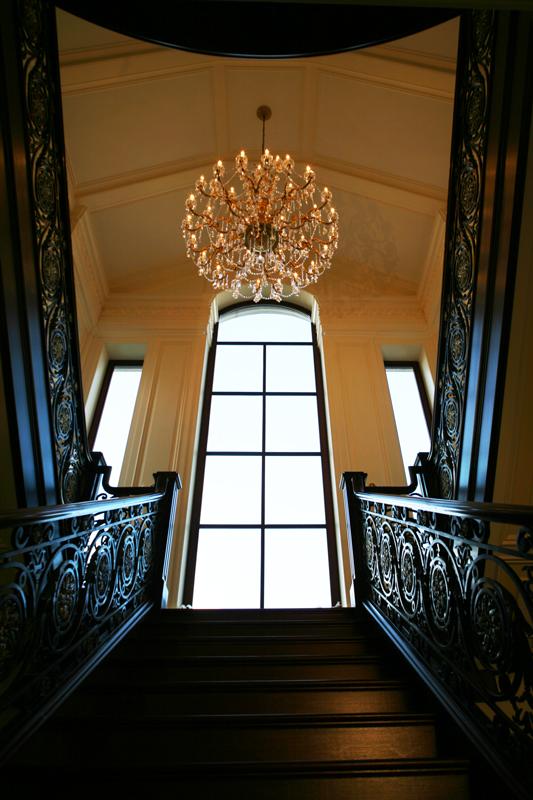 Grand Staircase Interior Design Colts Neck