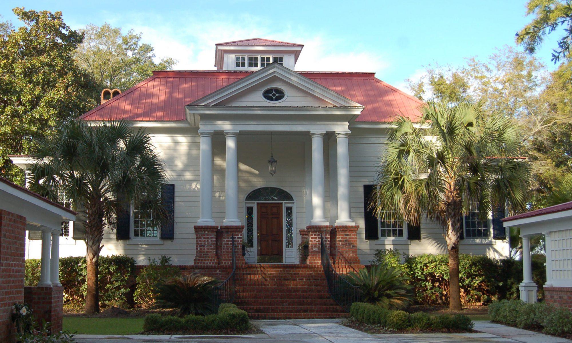 southern coastal style architecture
